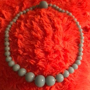 40's-50's Glass Necklace
